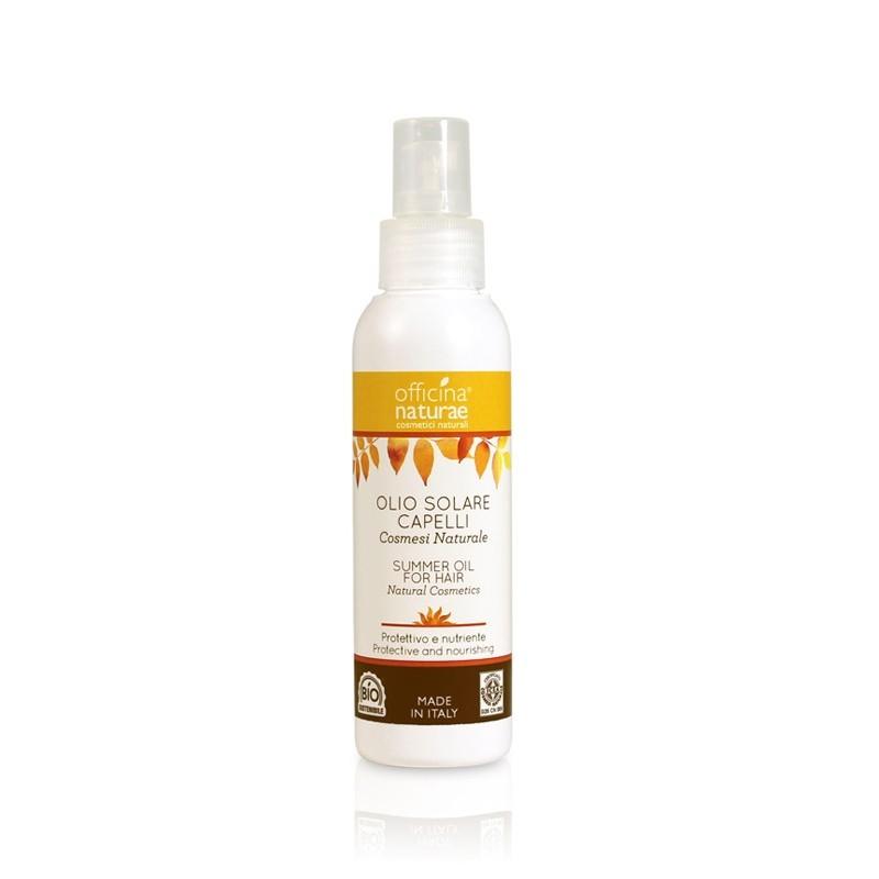 Summer Hair Oil