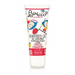 Kids Natural Toothpaste - Strawberry flavour