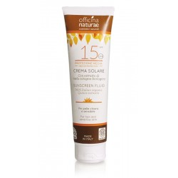 Sunscreen Fluid SPF 15 Medium Protection