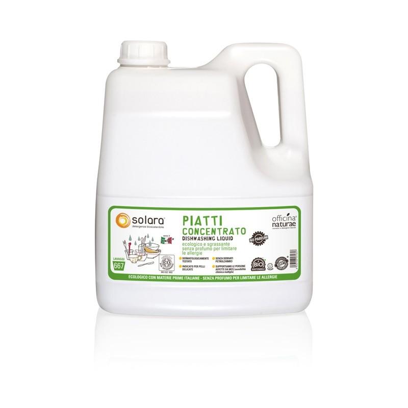 Fragrance-Free Liquid Dishwashing