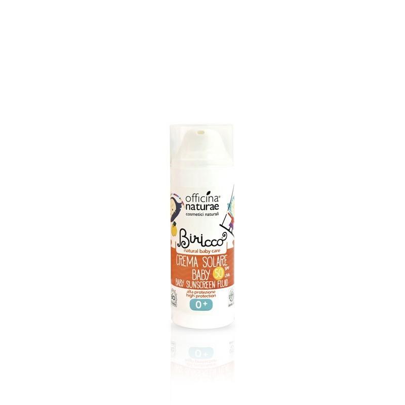 Biricco Baby Sunscreen Fluid SPF 50 High Protection