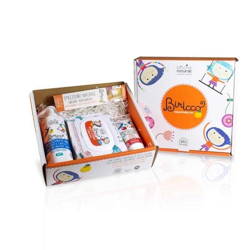 Gift Box Baby Cherry 6m