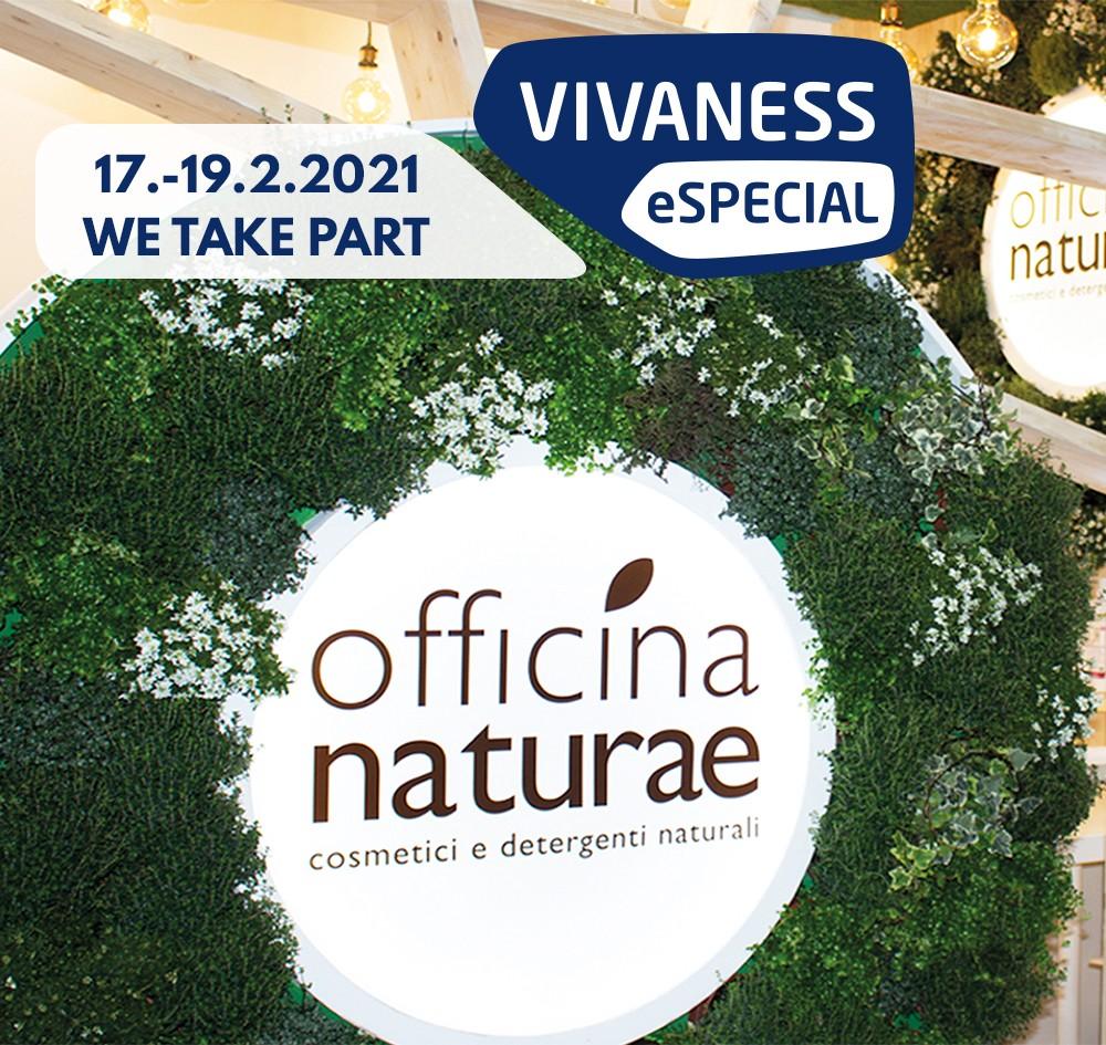 Visit us at Vivaness 2021